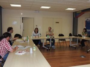 quelques participants à l'atelier juridique : garanties dues par un entrepreneur du bâtiment à Orléans
