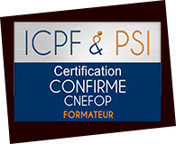Logotype certification ICPF